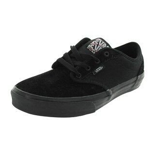 Vans Atwood Skate Shoes (Black/Black)
