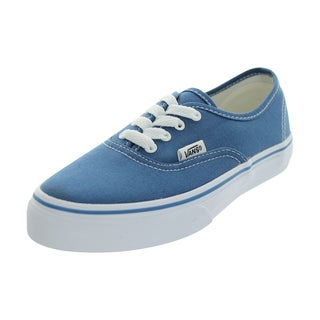 Vans Authentic Skate Shoes (Navy)