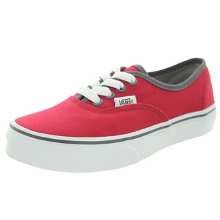 Vans Kid's Authentic (Binding Pop) Chlipppr/Asp Skate Shoe
