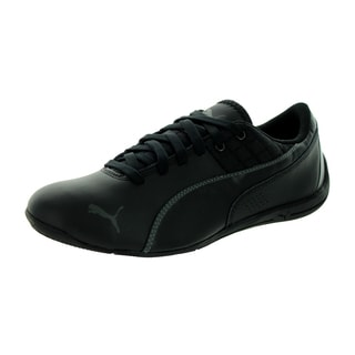 Puma Kid's Drift Cat 6 L Jr Black Casual Shoe