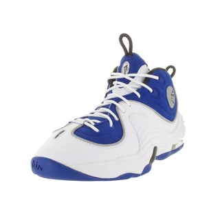 Nike Kid's Air Penny II (Gs) College Blue/Black/White Basketball Shoe