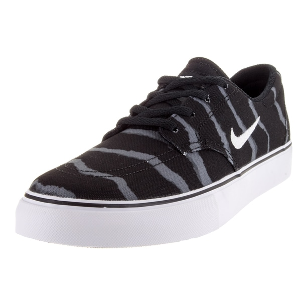 44d362e5db2d1 Shop Nike Kid s Sb Clutch Prm (Gs) Black White Gm Lght Brown Dark ...