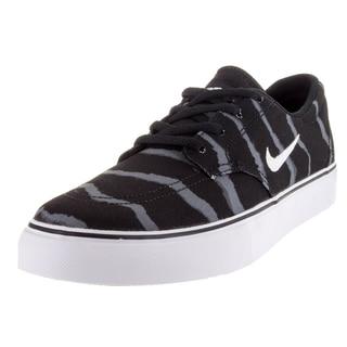 Nike Kid's Sb Clutch Prm (Gs) Black/White/Gm Lght Brown/Dark Grey Skate Shoe