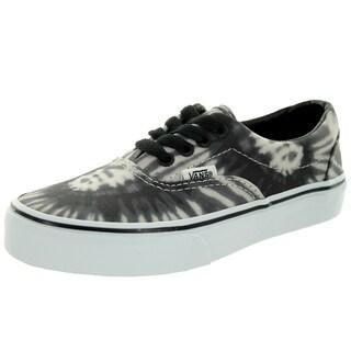 Vans Kid's Era (Tie Dye) Black/Grey Skate Shoe