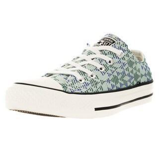 Converse Women's Chuck Taylor All Star Ox Rebel Teal/N Basketball Shoe
