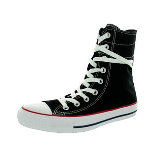 Converse Women's Chuck Taylor Hi-Rise Xhi Black/White Casual Shoe