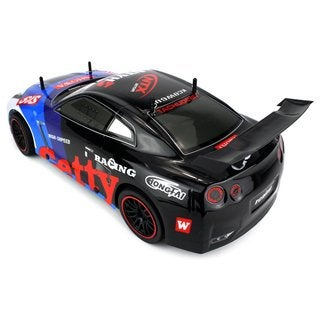 Velocity Toys Super GT Racer Remote Control 2.4 GHz RC Car