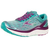 Brooks Women's Transcend 3 AribaBlue/Byzantiumver Running Shoe