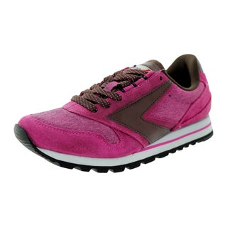 Brooks Women's Chariot Mesa Rose/French Roast Ascenscion Running Shoe (More options available)