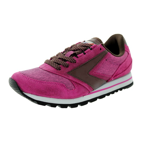Brooks Women  x27 s Chariot Mesa Rose French Roast Ascenscion Running Shoe 702b995ae