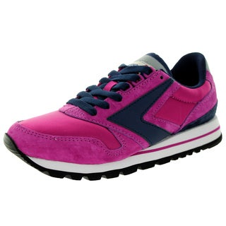 Brooks Women's Chariot Blackiris/Festivalfuscia Running Shoe