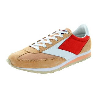 Brooks Women's Vanguard Grenadine/Apricot Wash/White Running Shoe