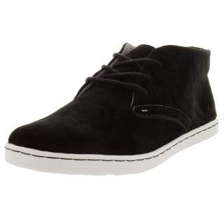 Sebago Men's Baet Chukka Black Nubuck Casual Shoe
