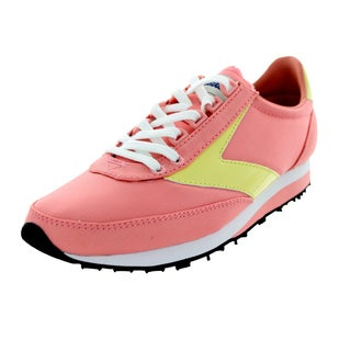 Brooks Women's Vantage Peach/Banana/White Running Shoe