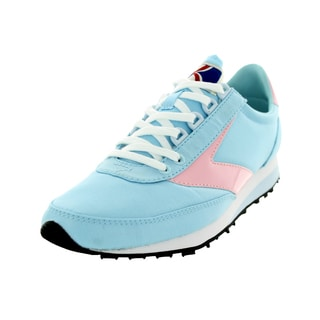 Brooks Women's Vantage BabyBlue/Almondblossom/White Running Shoe