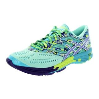 Asics Women's Gel-Noosa Tri 10 Mint/Lavender/Turquoise Running Shoe