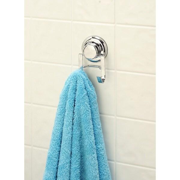 Bath Bliss Suction Double Hook