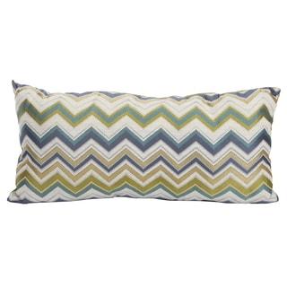 12-inch x 25-inch Jacquard Woven Throw Pillow