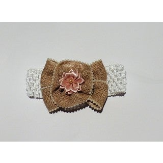 Country Rustic Headband