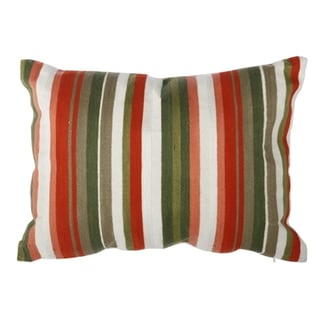 14-inch x 20-inch Embroidered Throw Pillow