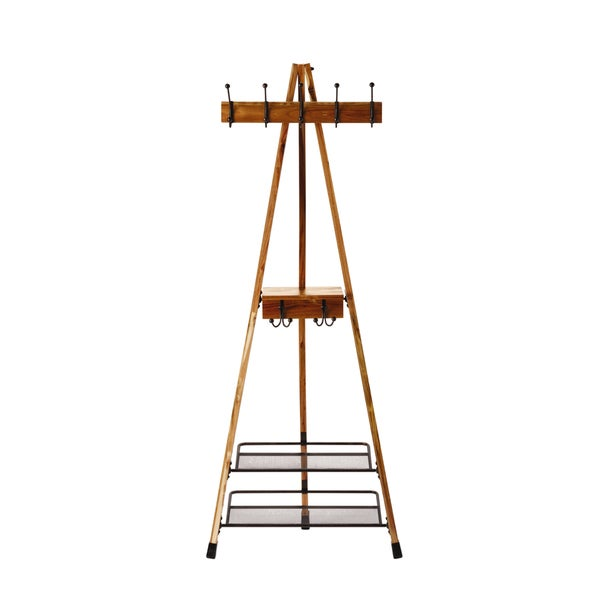 Verser Coat And Shoe Rack Combo Free Shipping Today 12326489