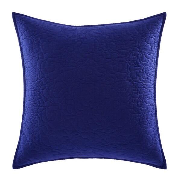 Tracy Porter Skye Purple Cotton European Sham