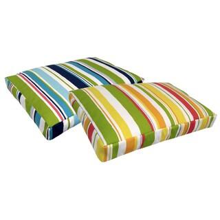 Baja Stripe Side-Band Rectangular Pet Bed