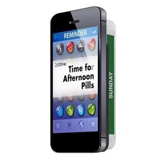MedCenter Weekly SmartPack Phone Pill Organizer