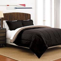 Porch & Den Noe Valley Sanchez Reversible Solid Comforter Set