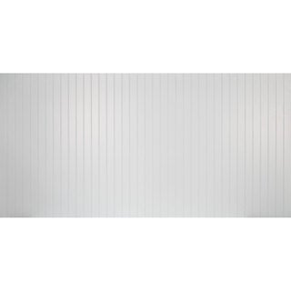 Everyday Cabinets 42-inch White Shaker Bead Board Plywood Panel