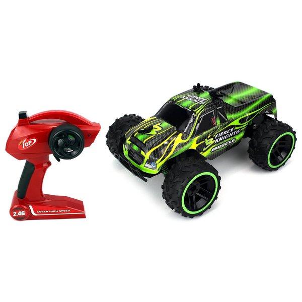 Velocity Toys Fierce Knight Pickup Remote Control Truck