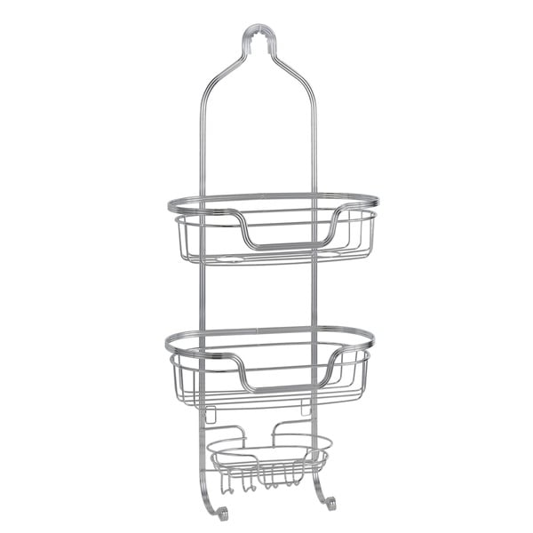 Bath Bliss Triple Wire Shower Caddy - Free Shipping On Orders Over ...