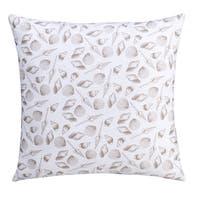 Brielle Montauk 18-inch Decorative Square Pillow