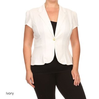 Women's Blazer-style Jacket (3 options available)