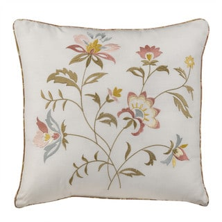 Nostalgia Home Caroline Square Decorative Throw Pillow