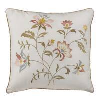 Gracewood Hollow Azania Square Decorative Throw Pillow