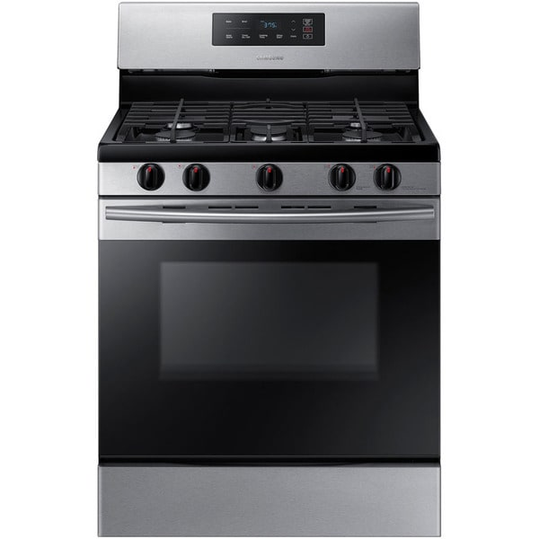 samsung 30 inch gas range free shipping today 19159064. Black Bedroom Furniture Sets. Home Design Ideas