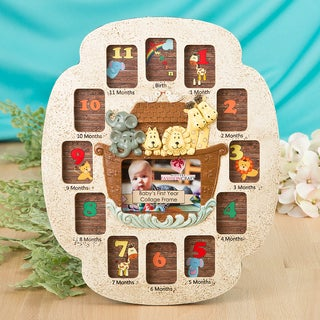 Noah's Ark Collage Frame