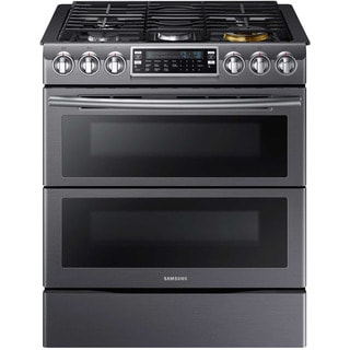 Samsung 30-inch Flex Duo Slide-in Gas Range