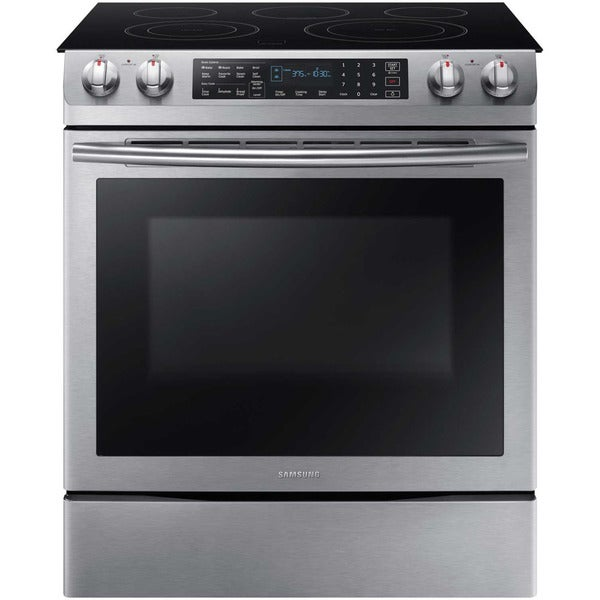 Samsung 30 inch slide in electric range free shipping today 19159062 - Inch electric range reviews ...