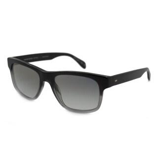 Oliver Peoples Men's OV5267S Becket Rectangular Sunglasses
