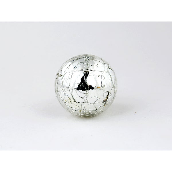 cabinet knobs silver. Interesting Silver Round Silver Mercury Crackle Glass Cabinet Knobs Set Of 4 With