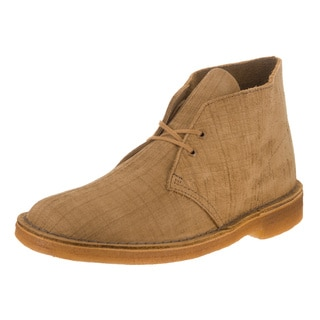 Men's Clarks Desert Boot Bronze Nubuck