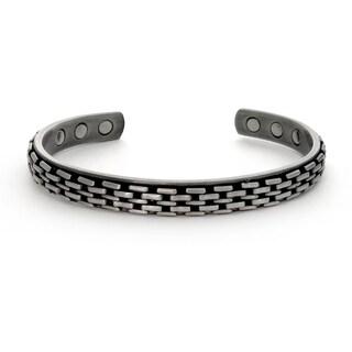 Silver Magnet Energy Healing Bracelet
