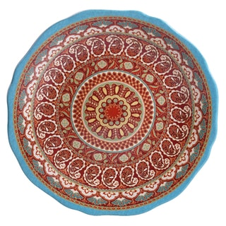 Certified International Spice Route 15-inch Round Platter