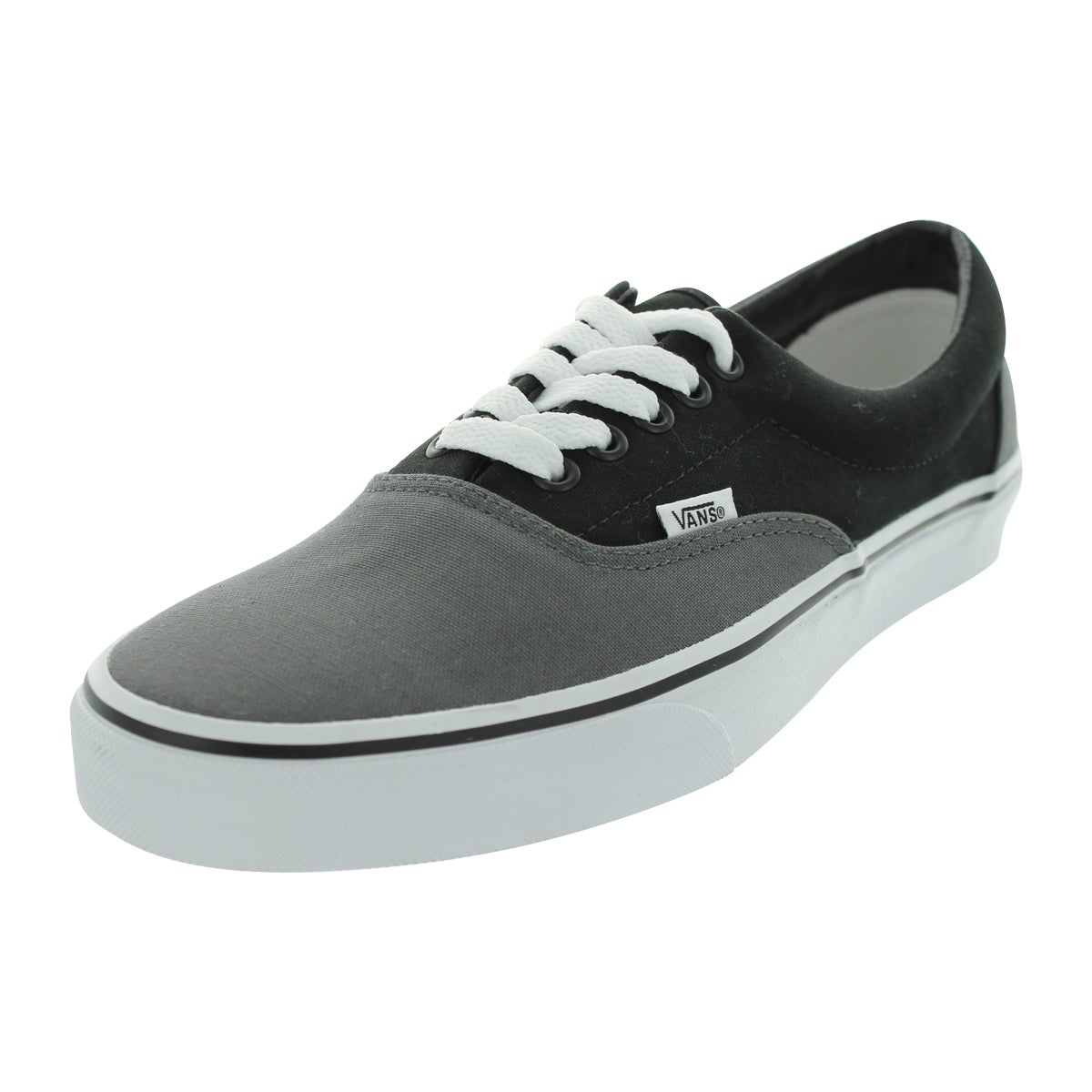 Vans Era Skate Shoes (Pewter/Black) (7/8.5), Men's, Grey ...