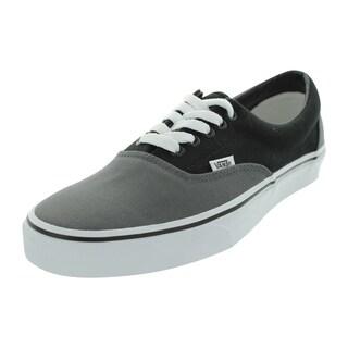 Vans Era Skate Shoes (Pewter/Black)
