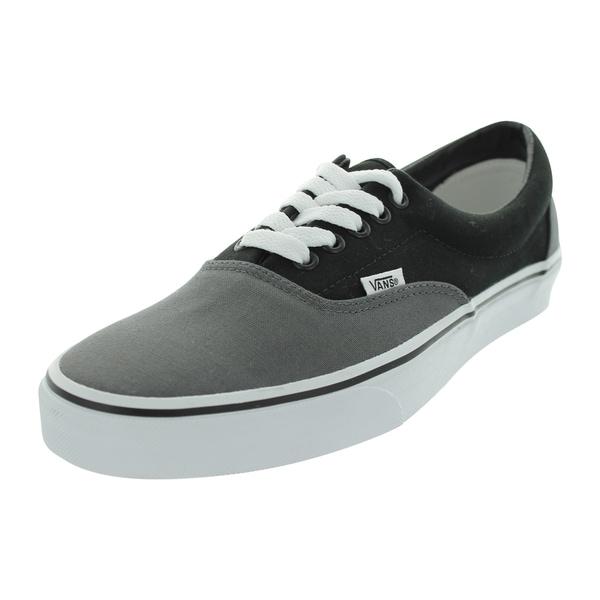 692ef470e0 Shop Vans Era Skate Shoes (Pewter Black) - Free Shipping Today ...