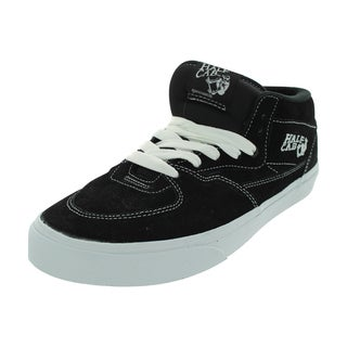 Vans Half Cab Skate Shoes (Black)