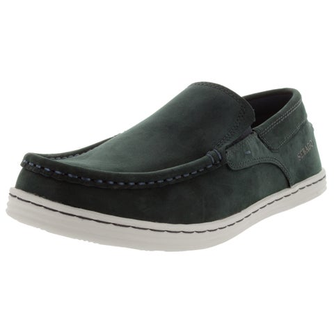 Sebago Men's Baet Slip On Navy Loafers & Slip-Ons Shoe